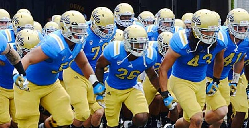 UCLA FB team pic