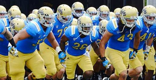 UCLA FB team pic